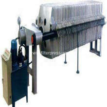 High Temperature Cast Iron Filter Press For Food